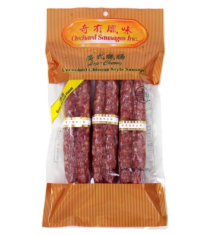 Chinese Style Sausage
