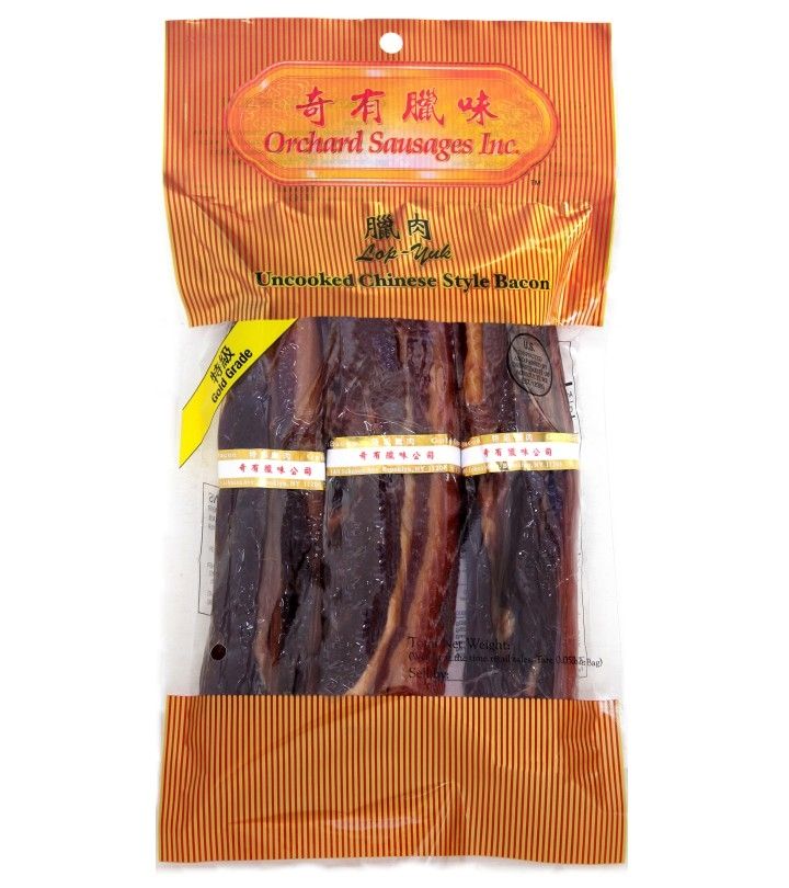 Chinese Style Bacon